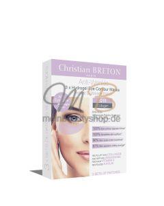 CHRISTIAN BRETON Anti Wrinkle 3x Hydrogel Eye Contour Masks