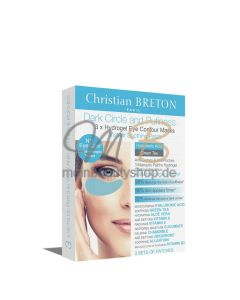 CHRISTIAN BRETON Dark Circle & Pufiness 3x Hydrogel Eye Contour Masks