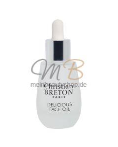 CHRISTIAN BRETON Delicious Face Oil die nächste Generation der Gesichtsöle!