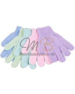 Peeling-Massage-Fingerhandschuh 1 Paar